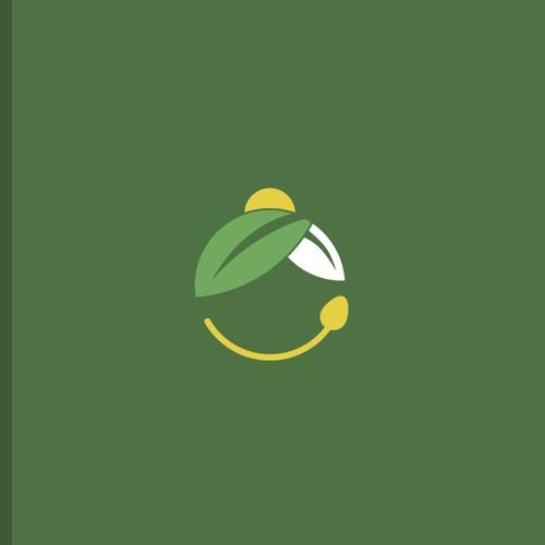 Grandparent Recipes Logo Concept