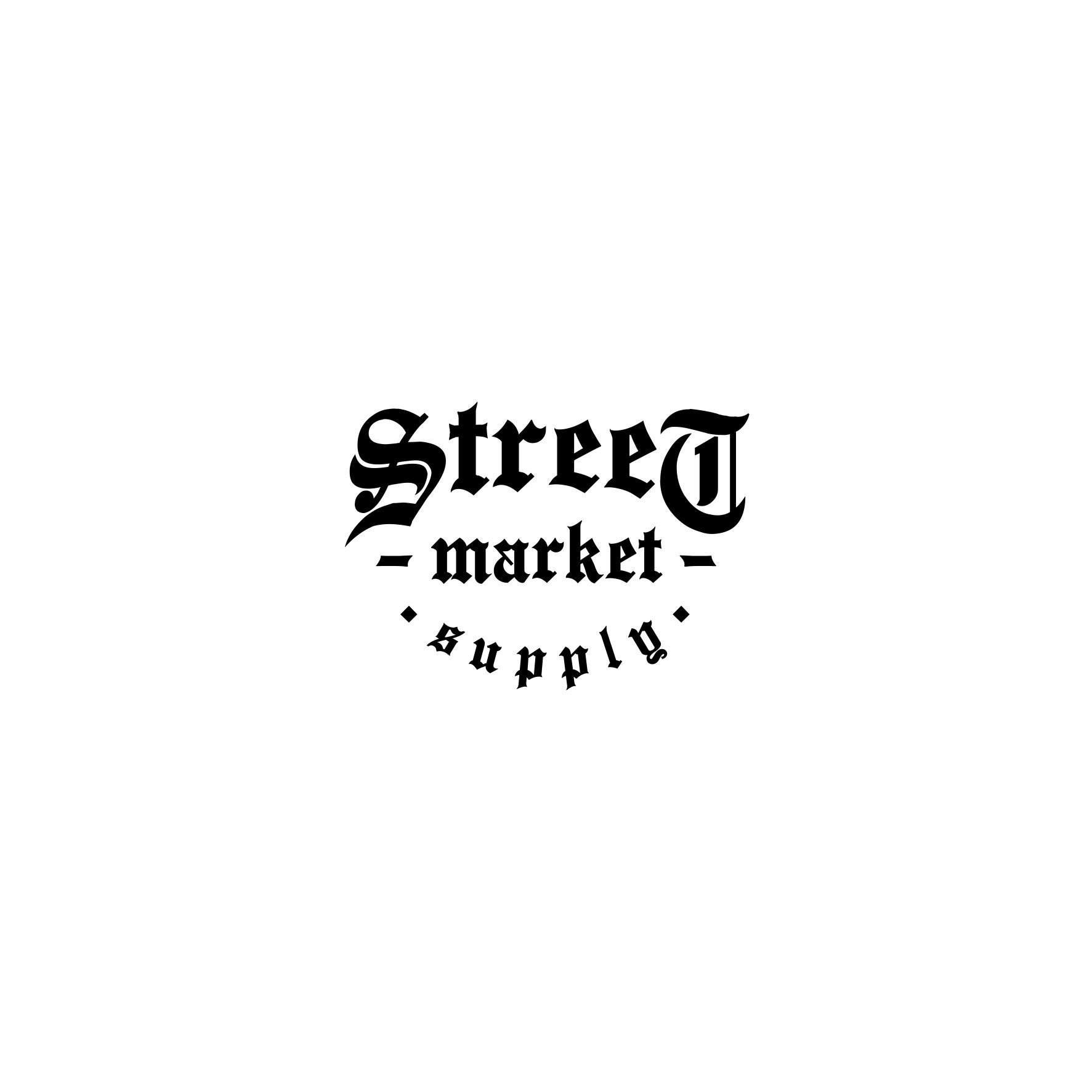 Logo Design for Streetwear Clothing Brand (Classic/Vintage/Bootleg Aesthetic)