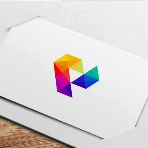 Award Winning Iconic Logo and Identity for Verras -a tech forward medical analytics company
