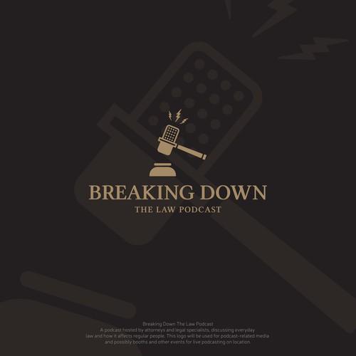 Concept Logo Breaking Down