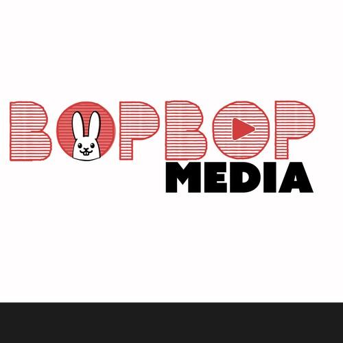 BopBop Media Logo Design Contest