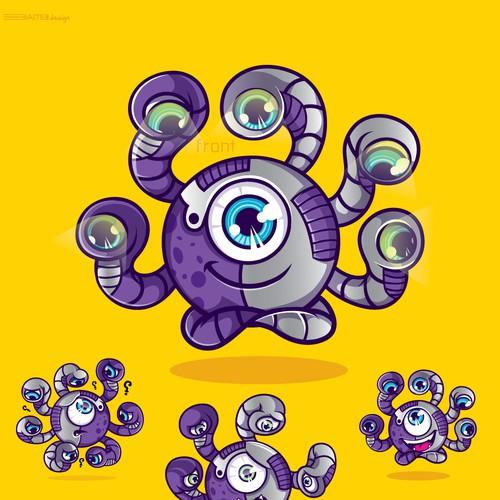 tech mascot