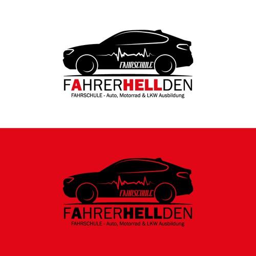Fahrerhellden logo