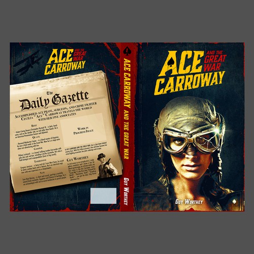 Ace Carroway - Book cover