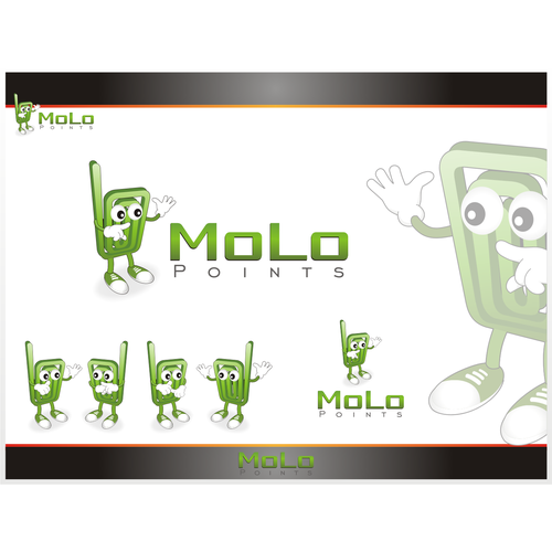 *Guaranteed* New logo wanted for MoLo Points