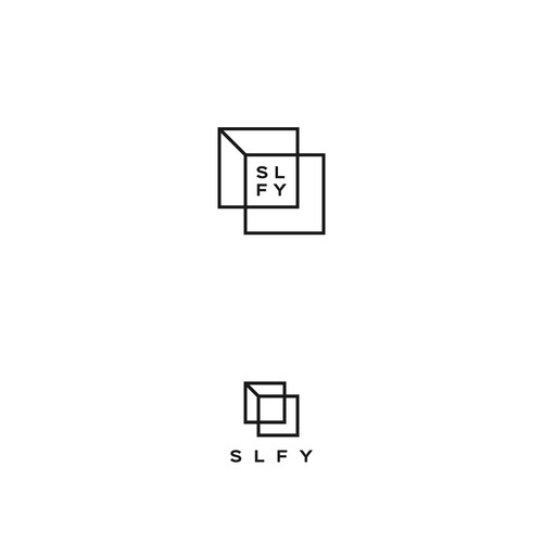 Cube Logo Concept for a Fashion Tech Company (SLFY)