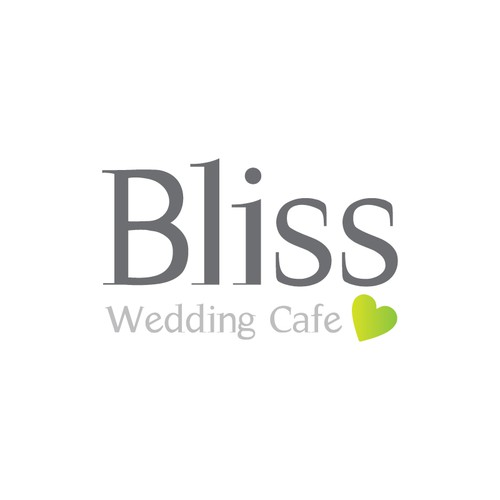Help Bliss Wedding Cafe with a new logo