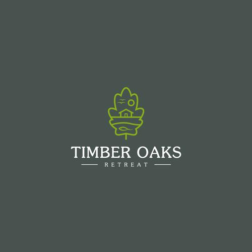Logo for Timber Oaks Retreat