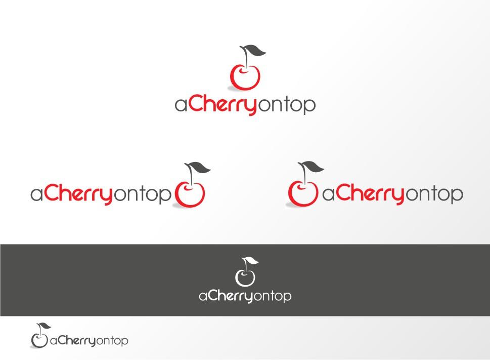 Create our logo - A Cherry on Top Scrapbook Shoppe