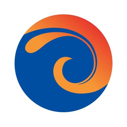 Eco clothing logo
