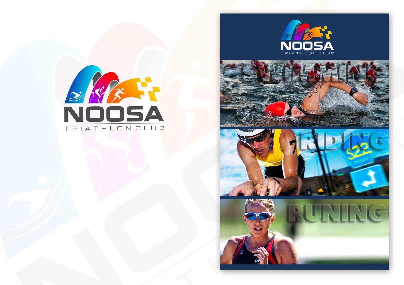 logo for Noosa Triathlon Club