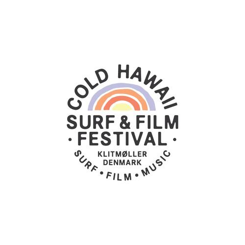 Fun Surf Festival Rainbow Logo