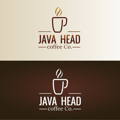 Logo for coffee makers store