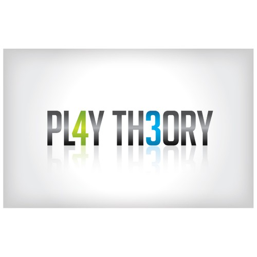 PLAY THEORY Logo Design