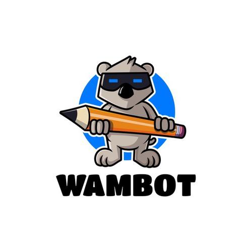 Mascot Design for Wambot Technology