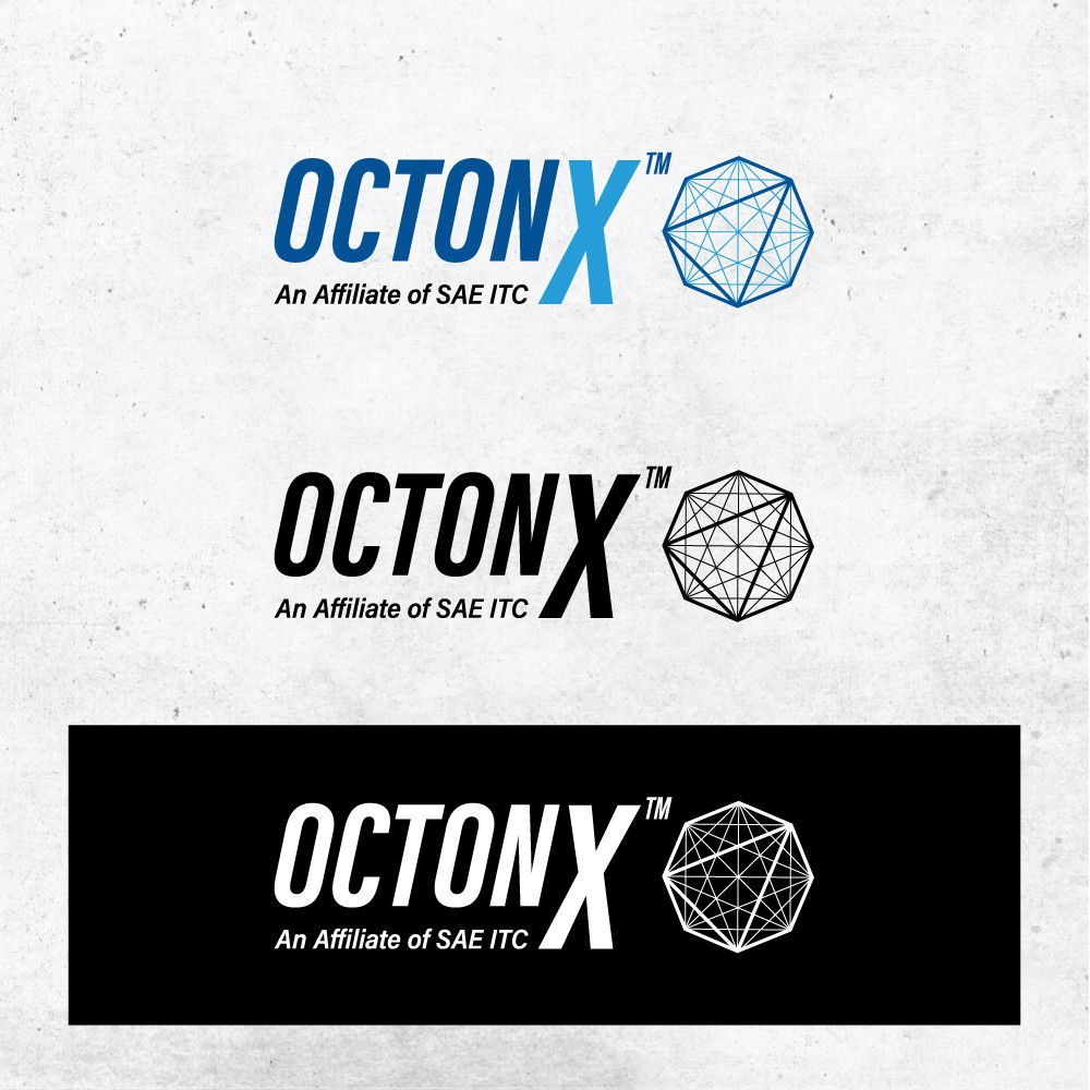 Logo for a new company affiliate of american company.