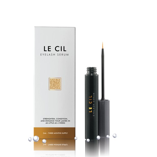 Le Cil - Packaging design