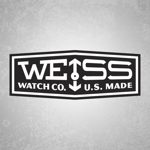 Logo for Weiss Watch Company