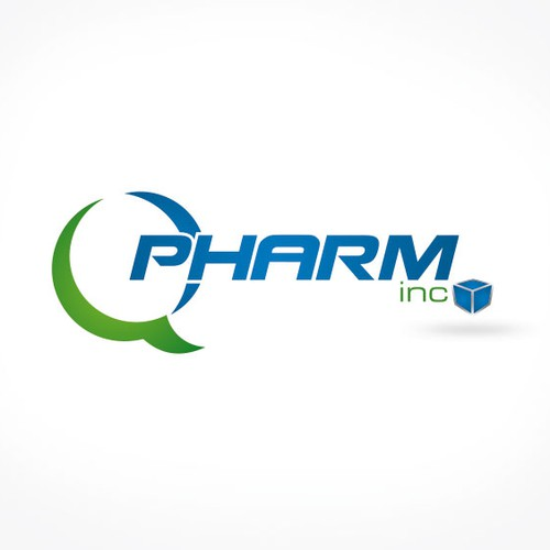 Help QPharm with a new logo