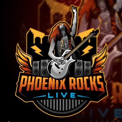 Phoenix Rocks Live