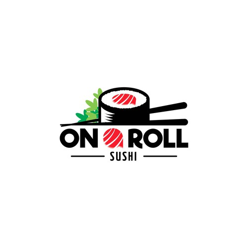 on a roll sushi 2