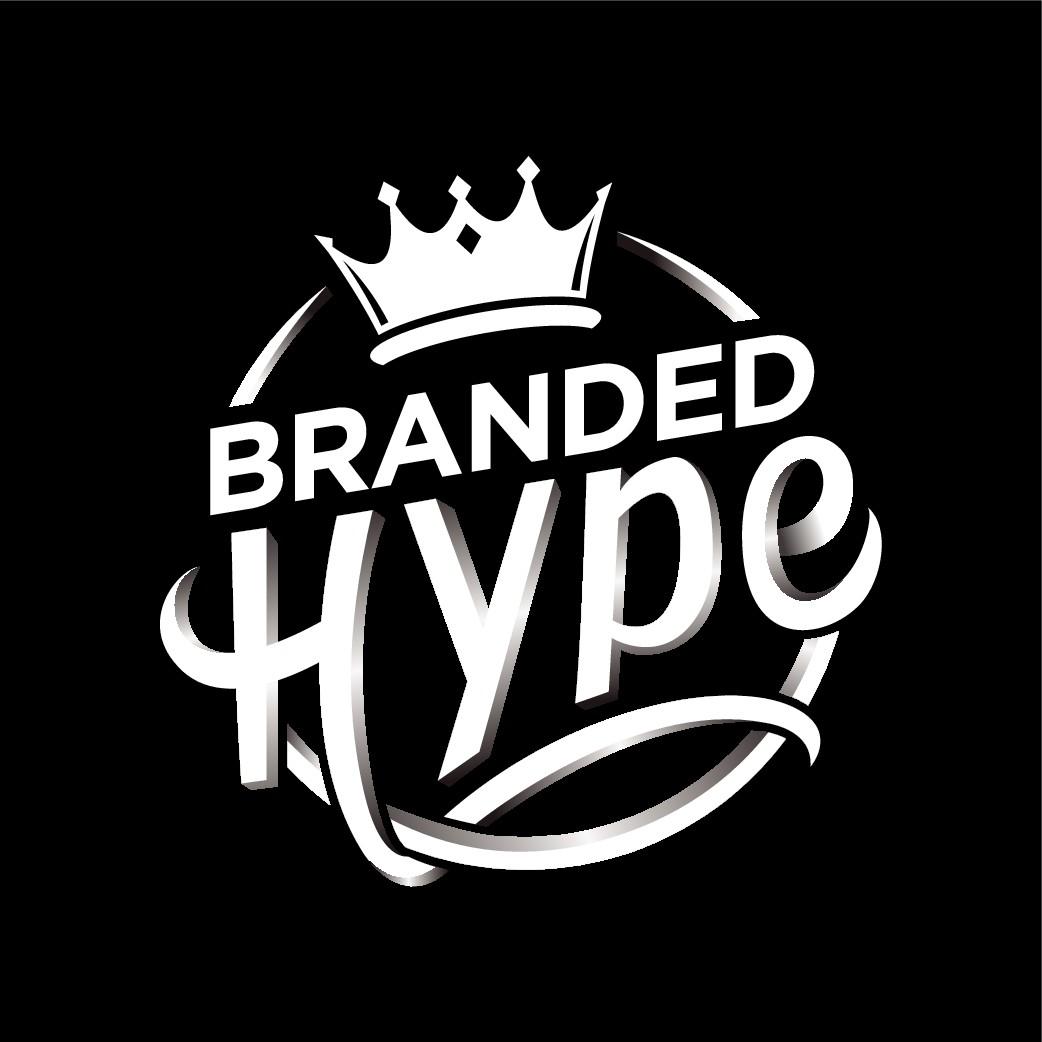 Branded Hype Logo Design