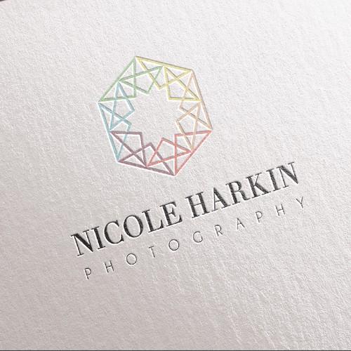 Logo for Nicole Harkin Photography