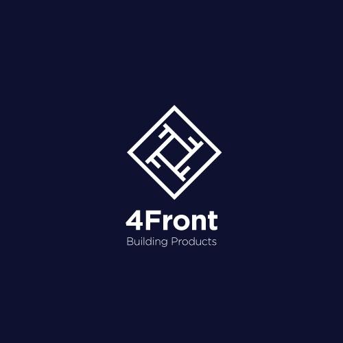 4Front Logo Design