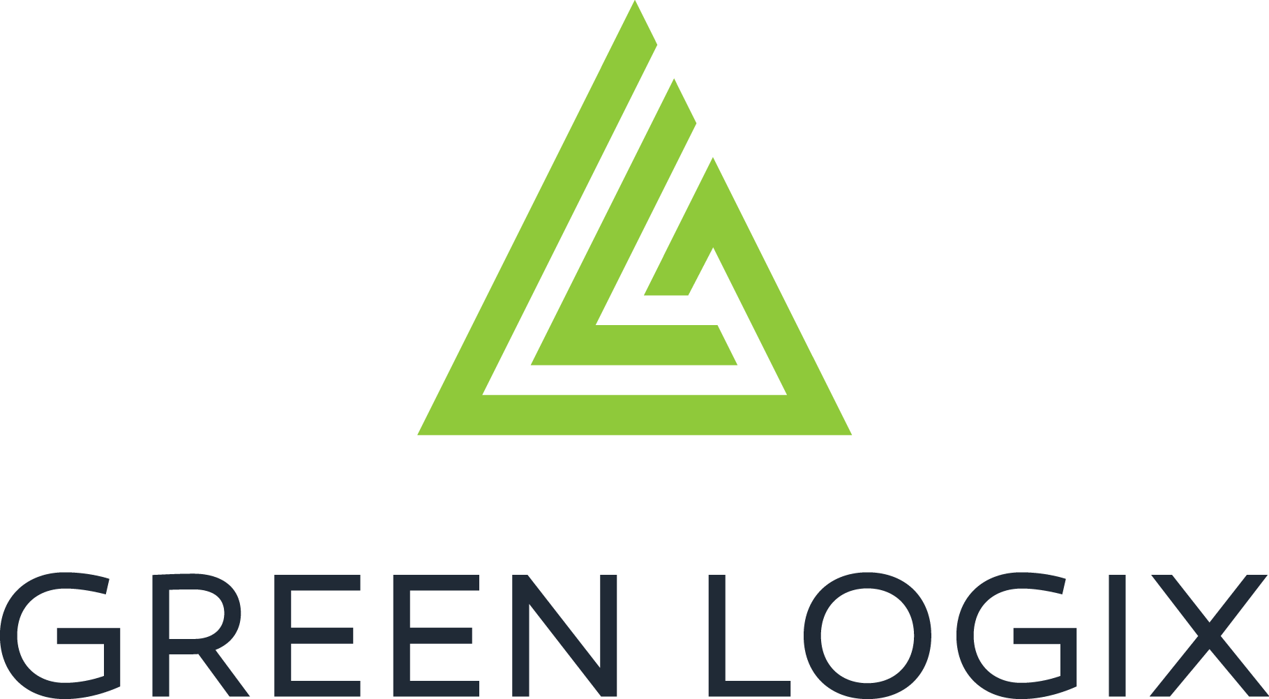 Design a great new logo for our Company, GreenLogix