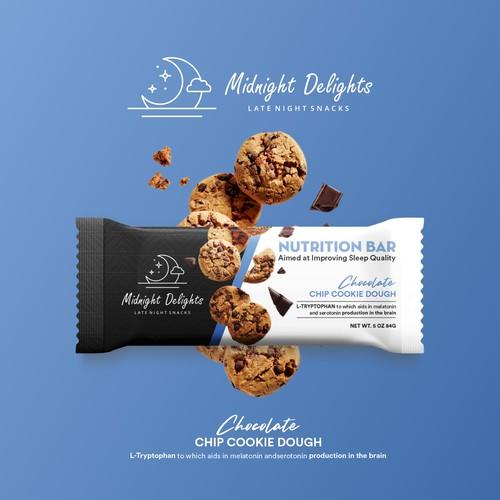 Nutrition bar wrapper