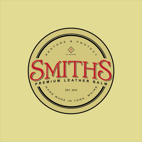 Smith's Premium Leather Balm