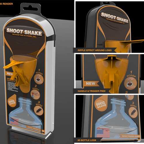 Exciting New Product Needs Innovative Product Packaging!!