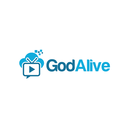 logo for GodAlive