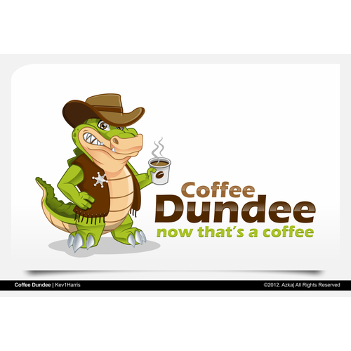 New logo wanted for coffee dundee