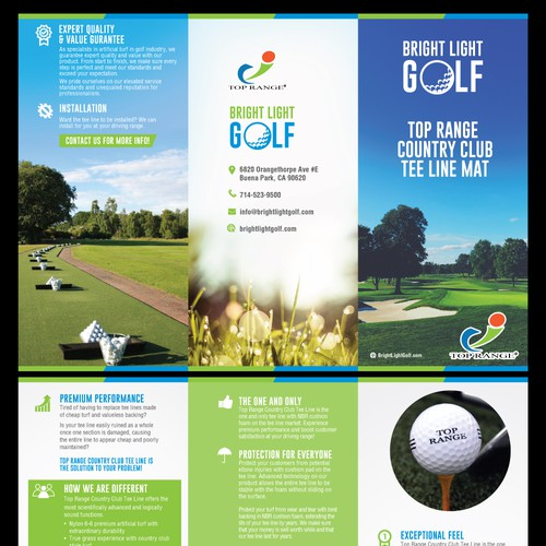 Bright Light Golf