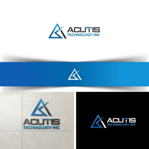 Technology Company Logo Design