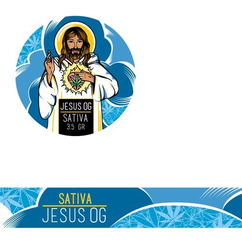 Jesus Og - Packaging