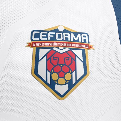 CEFORMA (FOOTBALL ACADEMY LOGO)