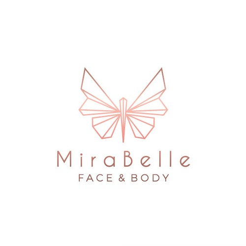Logo for a luxurious Medical Spa