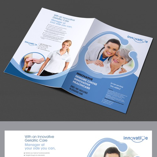 Innovative design for Innovative Senior Care Company