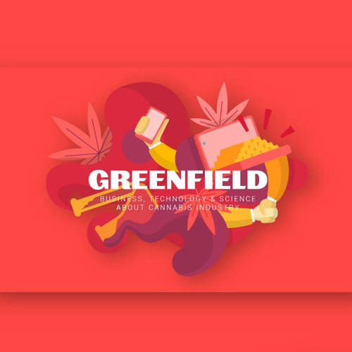 Blog Header Concept for Greenfield
