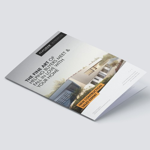 Platinum - Brochure Design