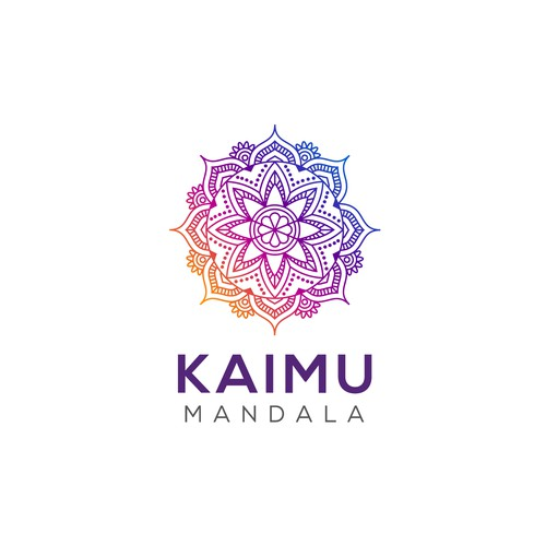 Kaimu logo design