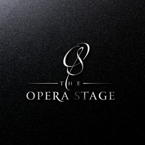Elegant and professional logo concept for audition and job service company