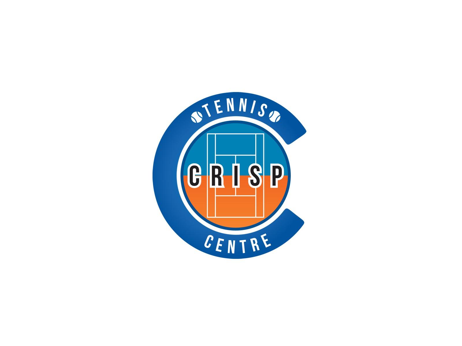Create the next logo for Crisp Tennis Centre