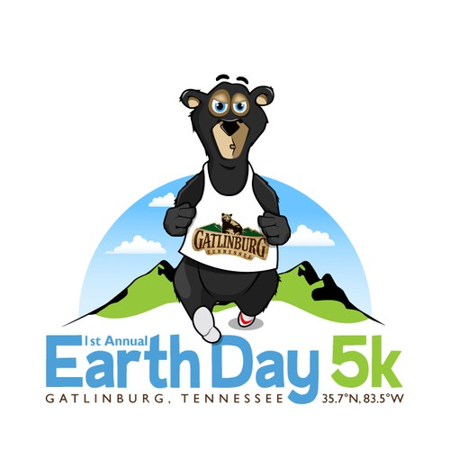 Earth Day 5k -- Fun, Simple Logo Needed