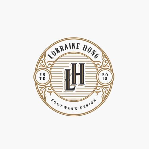 Lorraine Hong Footwear Design Logo