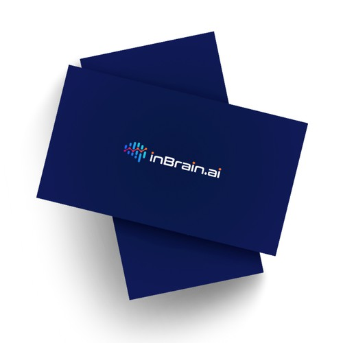 inBrain,ai logo design