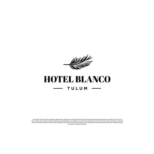 Logo Design Entry for Hotel Blanco