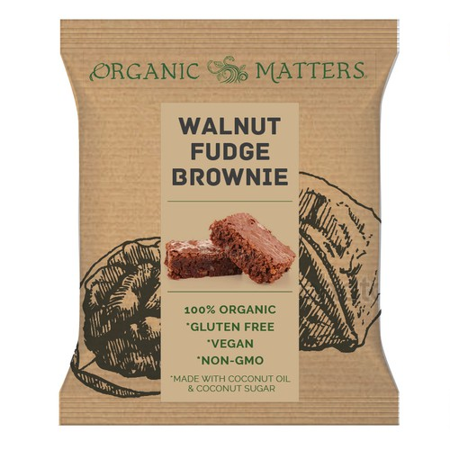 package design for brownie